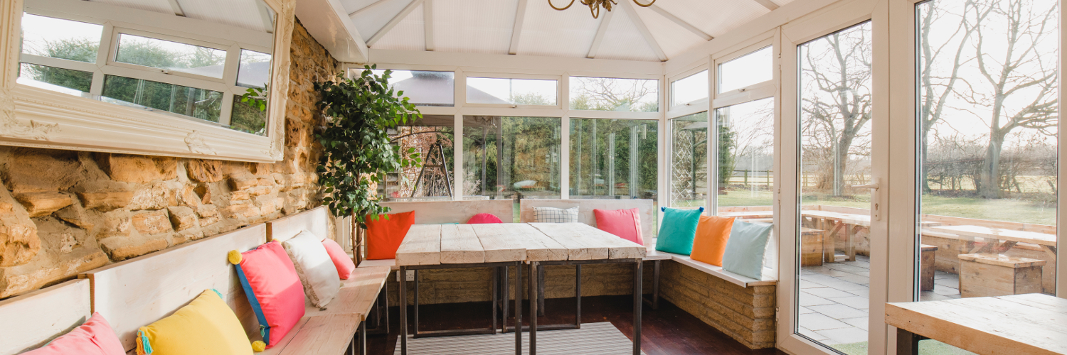 Conservatory made comfortable in summer - Conservatory insulation